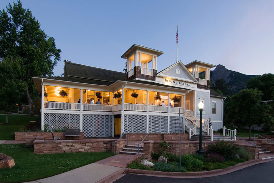 Chautauqua Dining Hall