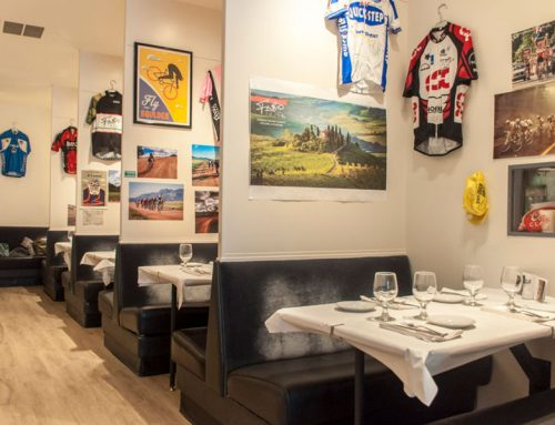 Strade Bianche Café