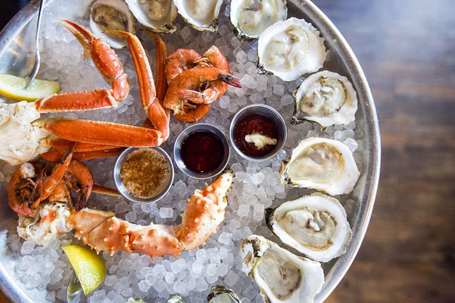 Jax seafood