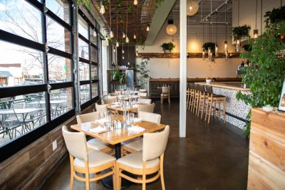 Leaf Vegetarian Restaurant