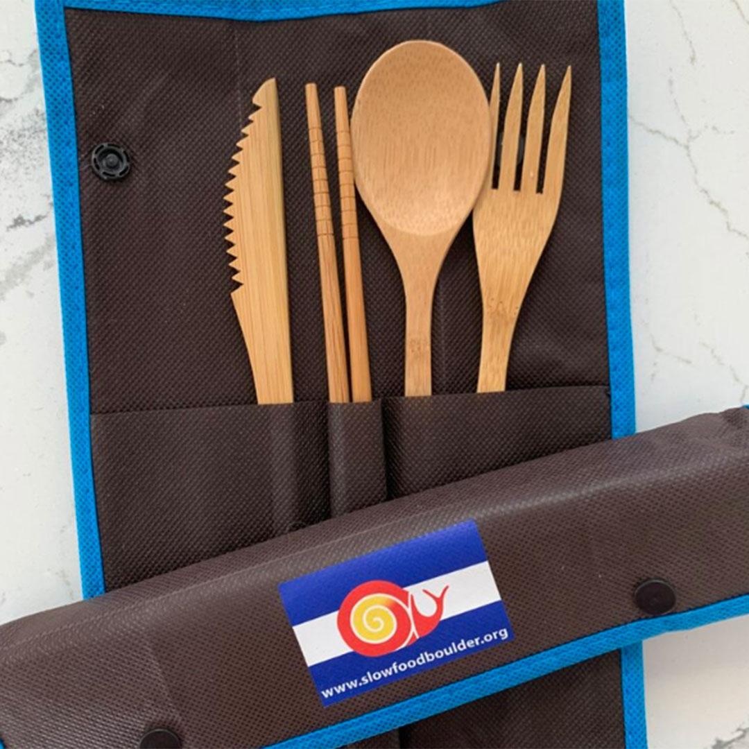 Slow Food utensils