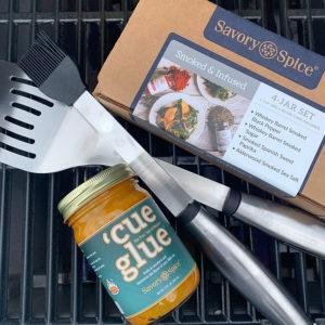 Savory Spice 'Cue Glue