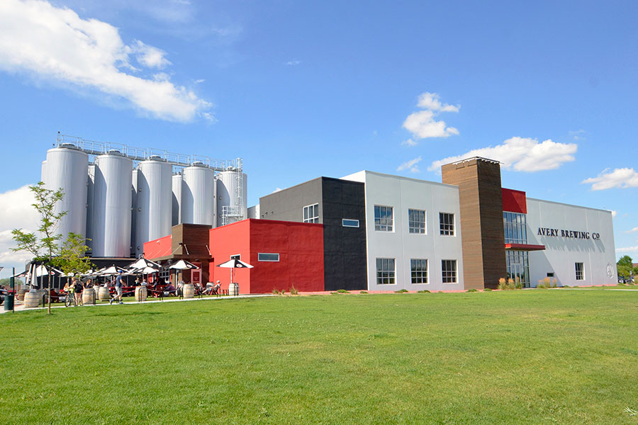 Avery Brewing exterior