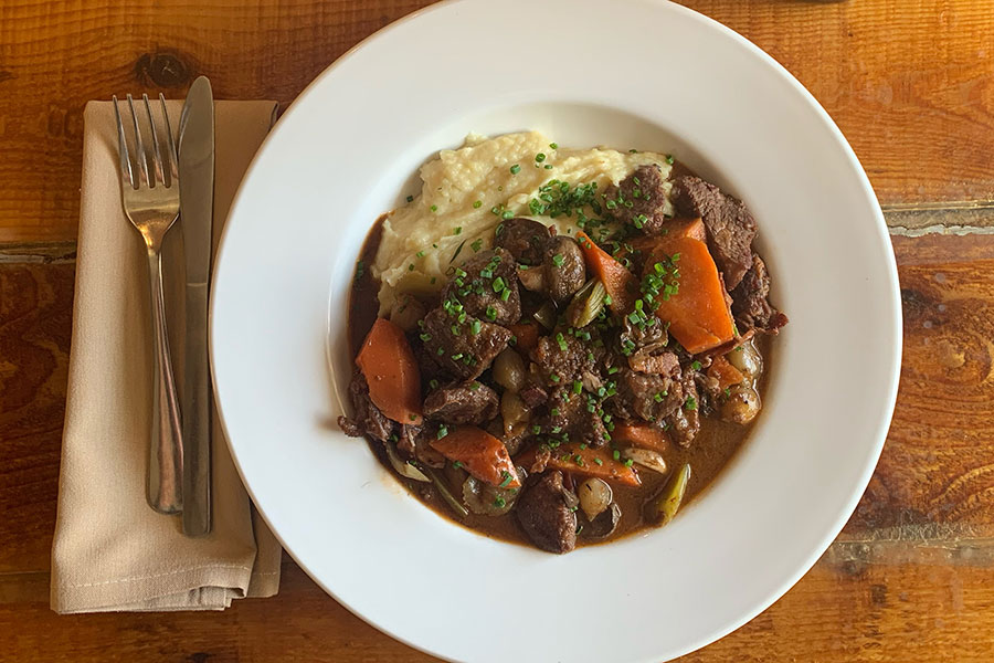 Brasserie Boulder stew