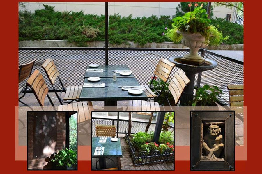 Dagabi patio