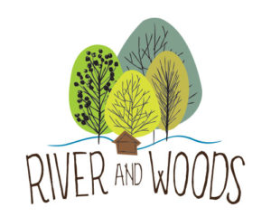 River and Woods logo